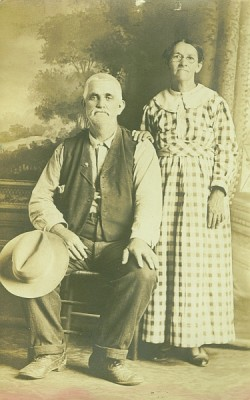 Edward Newton & Mary Alice (Pillow) McFarland